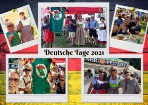 Deutsche Tage 2021 in St. Paul